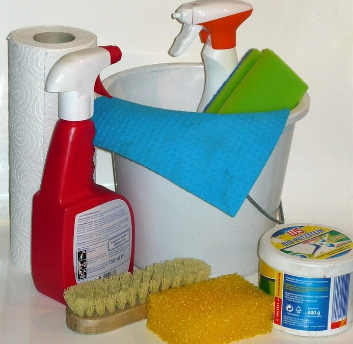 9 Ways to Green Up Your Cleaning Regimen